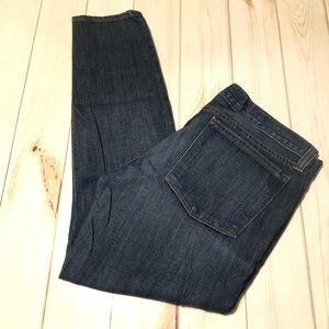 J. Crew Toothpick Skinny Jeans Size 30 Ankle